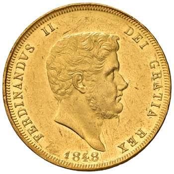 NAPOLI. Ferdinando II di Borbone ...